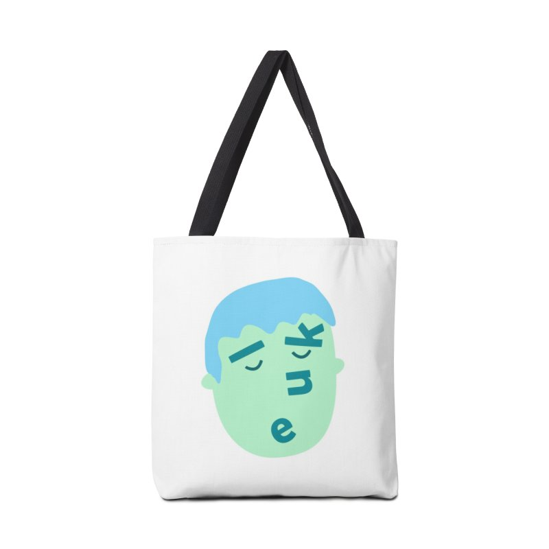 Luke Accessories Tote Bag Bag by Made by Corey