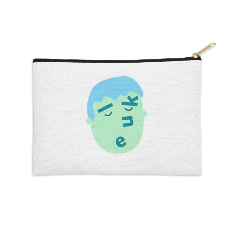 Luke Accessories Zip Pouch by Made by Corey
