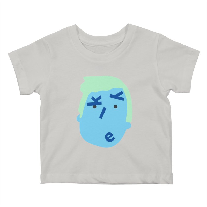 Kyle Kids Baby T-Shirt by Made by Corey