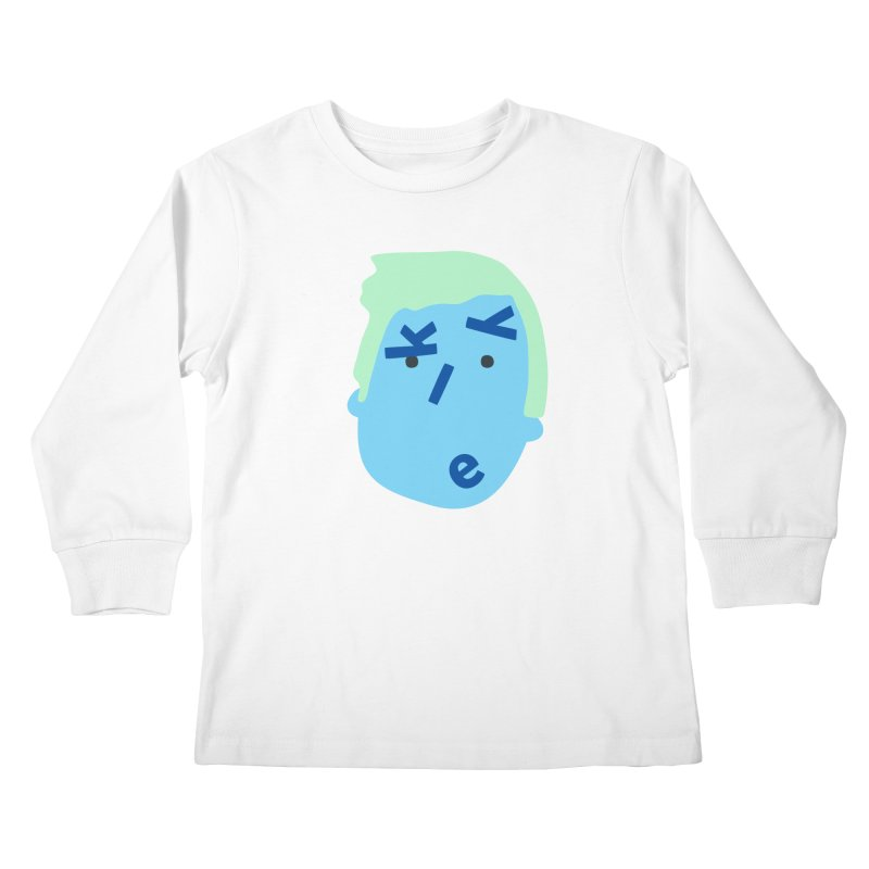 Kyle Kids Longsleeve T-Shirt by Made by Corey
