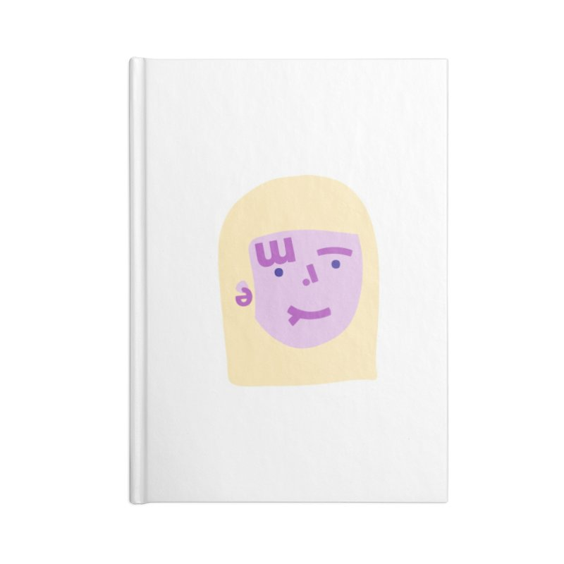 Emily Accessories Lined Journal Notebook by Made by Corey