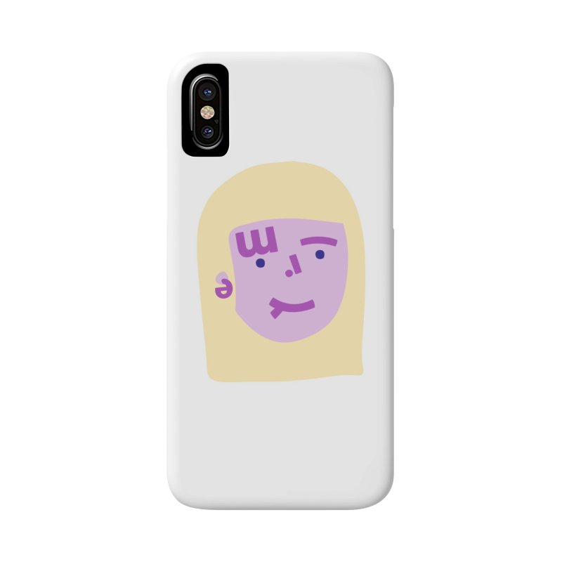 Emily Accessories Phone Case by Made by Corey