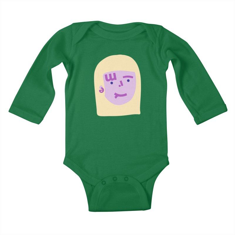 Emily Kids Baby Longsleeve Bodysuit by Made by Corey