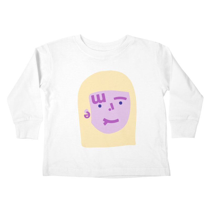 Emily Kids Toddler Longsleeve T-Shirt by Made by Corey