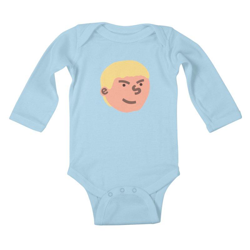Ellis Kids Baby Longsleeve Bodysuit by Made by Corey