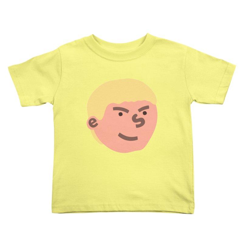 Ellis Kids Toddler T-Shirt by Made by Corey