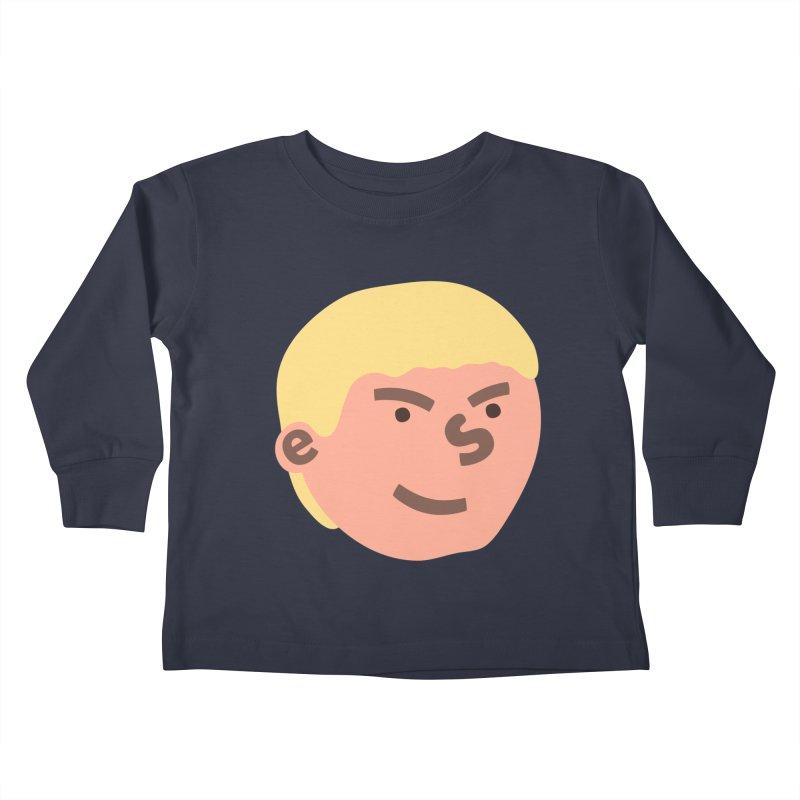 Ellis Kids Toddler Longsleeve T-Shirt by Made by Corey