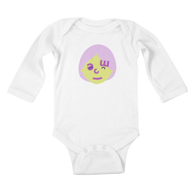 Clem Kids Baby Longsleeve Bodysuit by Made by Corey
