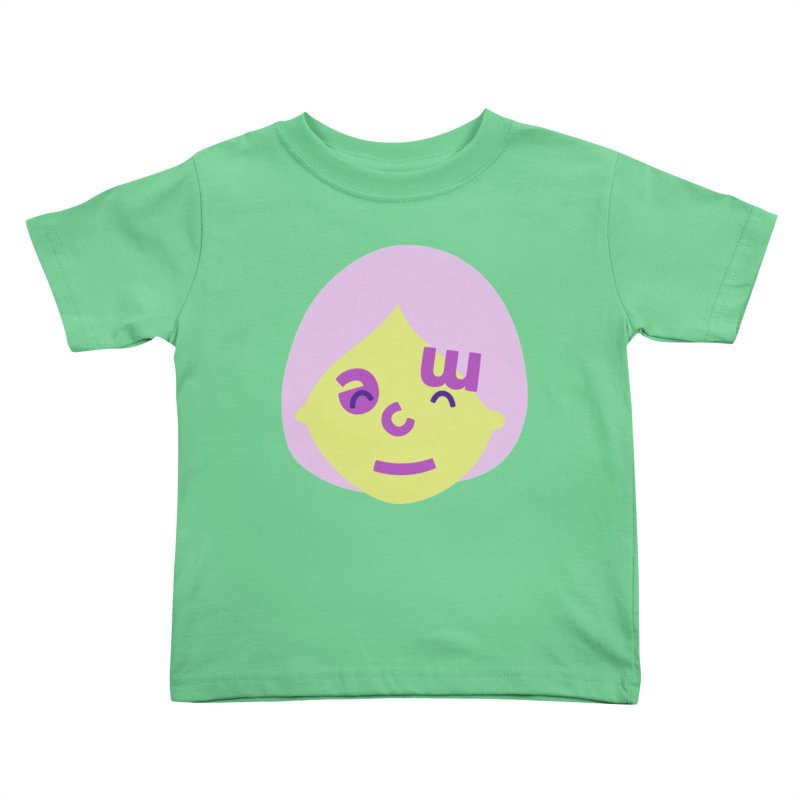 Clem Kids Toddler T-Shirt by Made by Corey