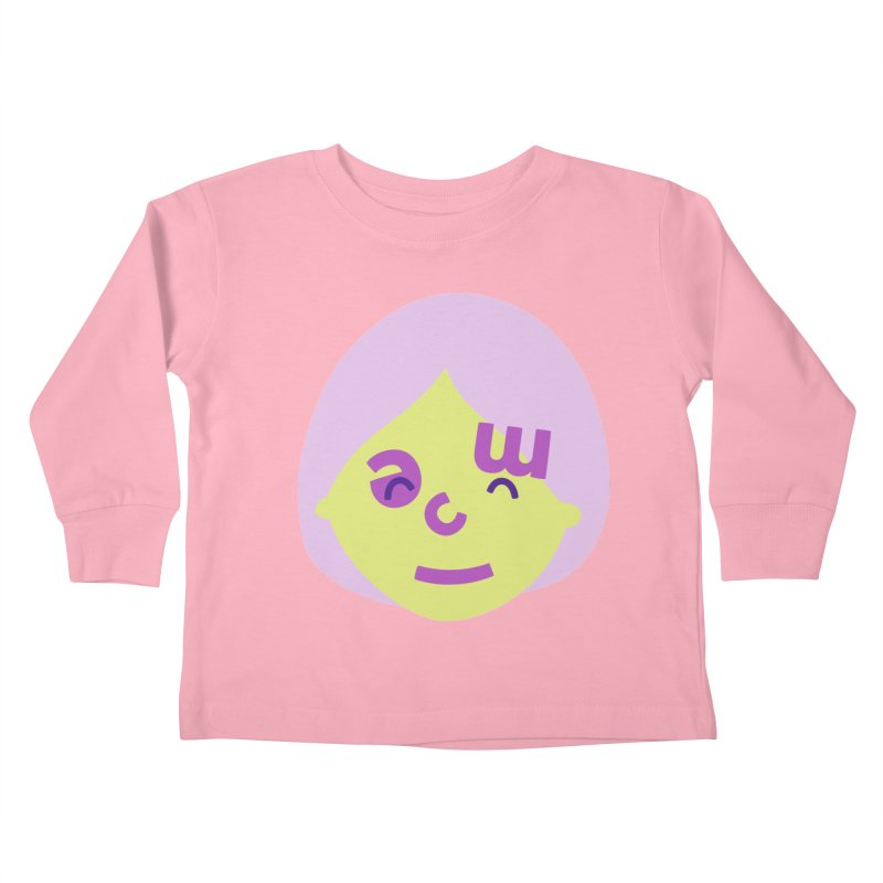 Clem Kids Toddler Longsleeve T-Shirt by Made by Corey