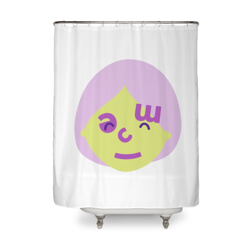 Clem Home Shower Curtain by Made by Corey