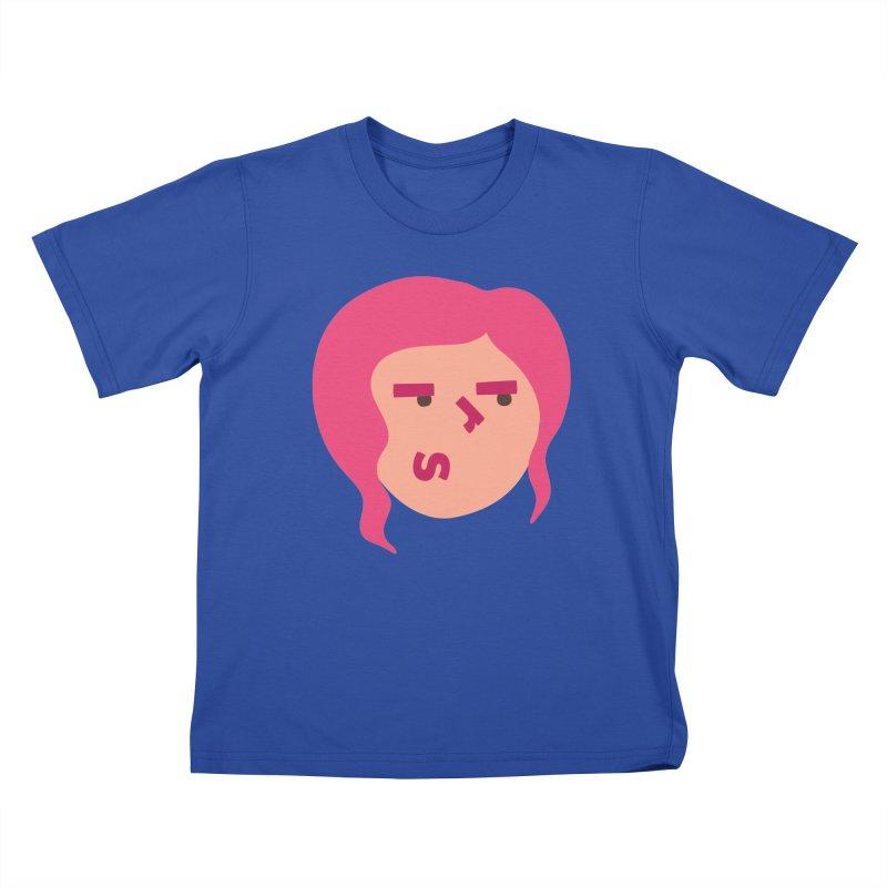 Iris Kids T-Shirt by Made by Corey