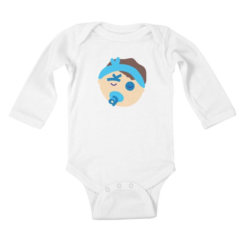 Koa Kids Baby Longsleeve Bodysuit by Made by Corey