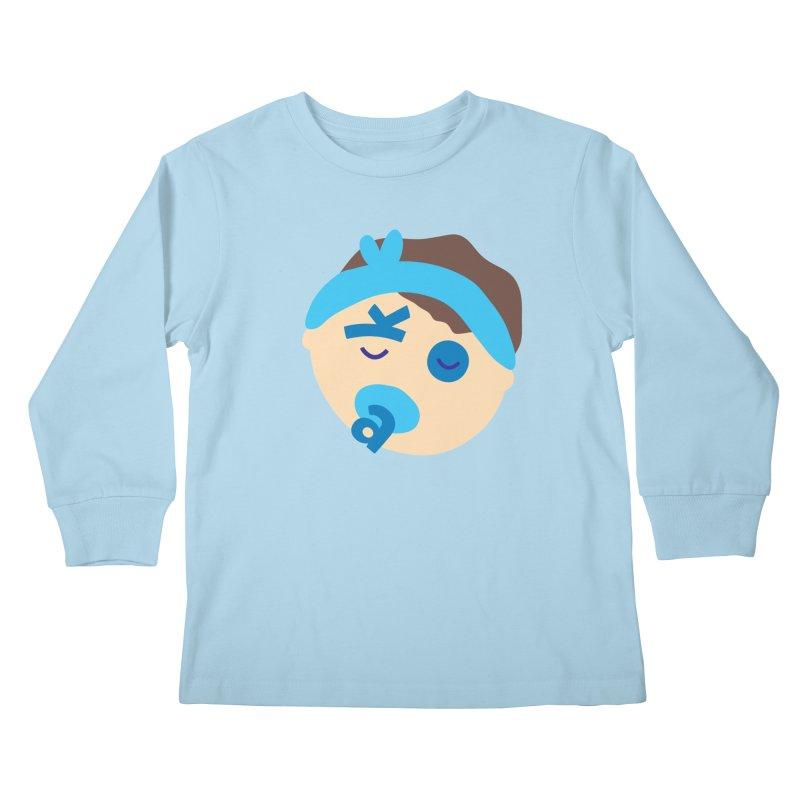 Koa Kids Longsleeve T-Shirt by Made by Corey