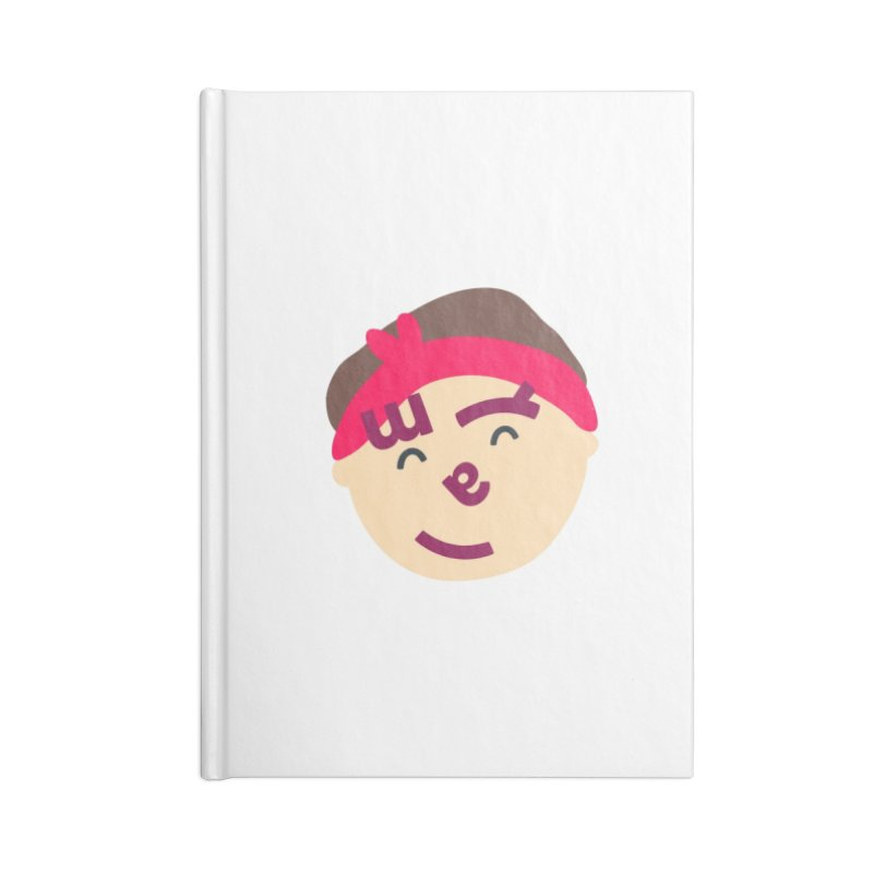Myla Accessories Lined Journal Notebook by Made by Corey