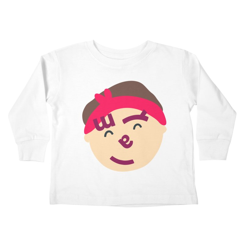 Myla Kids Toddler Longsleeve T-Shirt by Made by Corey