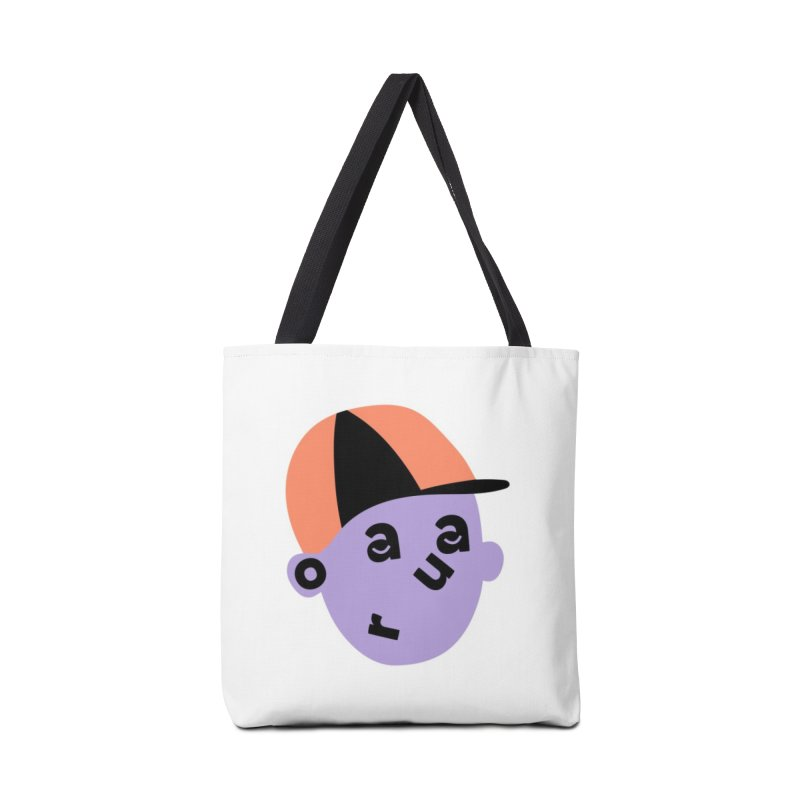 Aaron Accessories Tote Bag Bag by Made by Corey