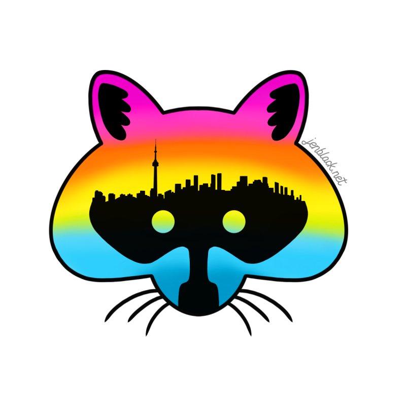 Raccoon City by madebyjenblack's Artist Shop