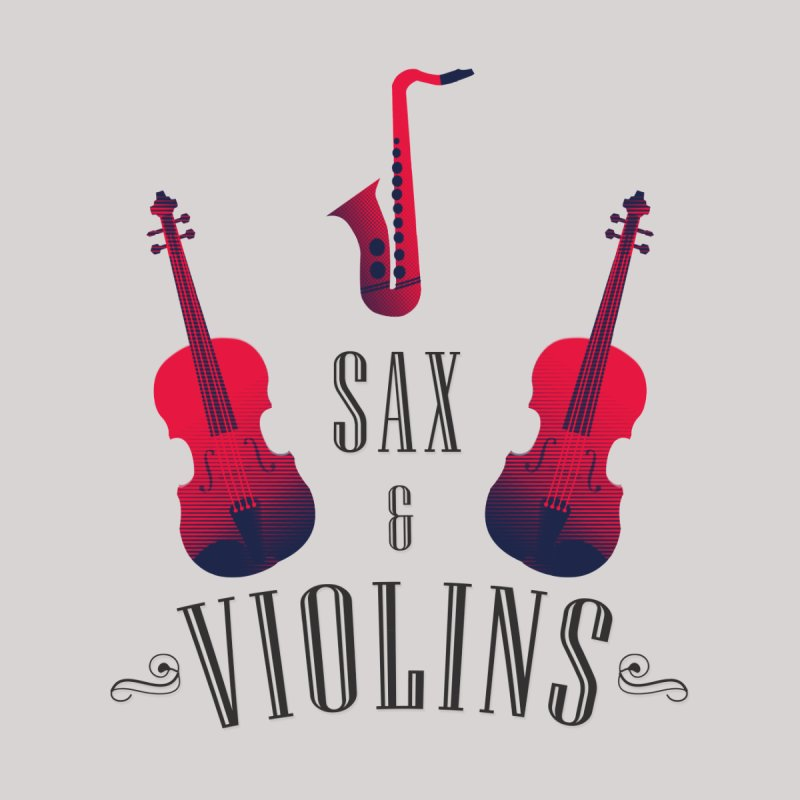 Sax & Violins None  by Made by Siam