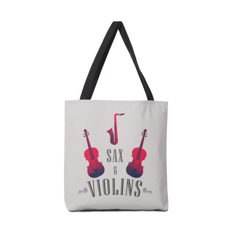 Sax & Violins Accessories Bag by Made by Siam