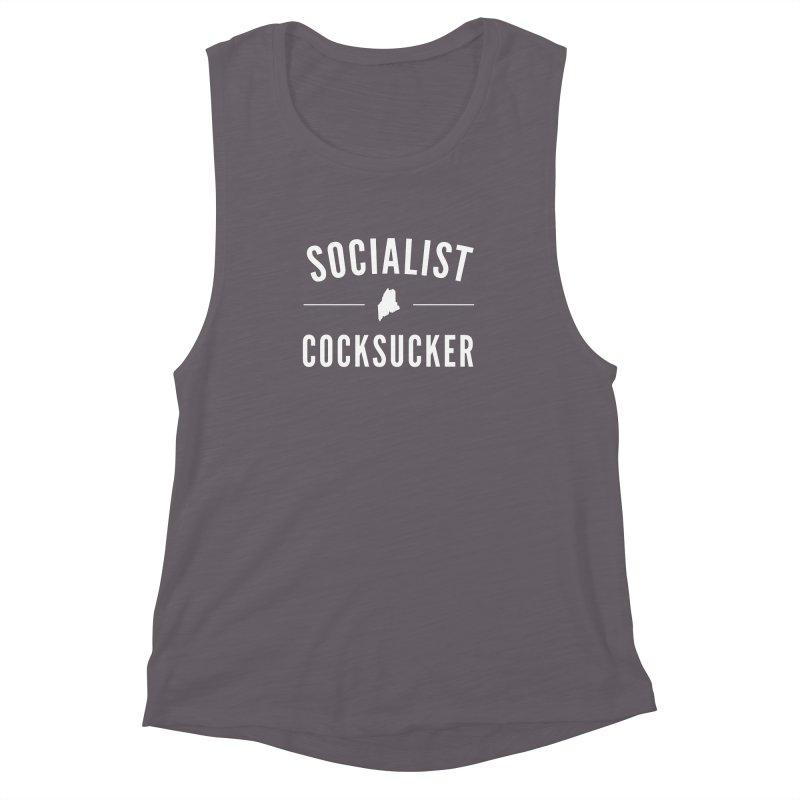 Socialist Cocksucker   by madebysquirrelsshop's Shop