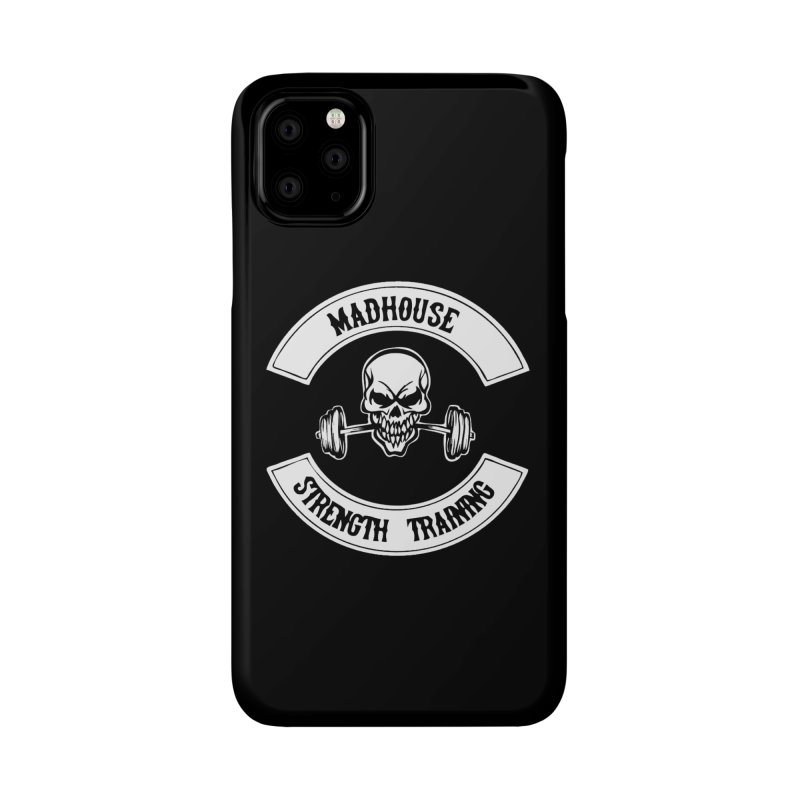 Accessories Accessories Phone Case by madhousestrengthtraining's Artist Shop
