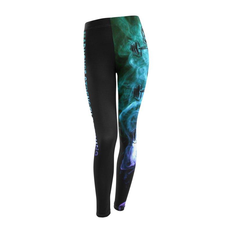 leggings Women's Leggings Bottoms by madhousestrengthtraining's Artist Shop