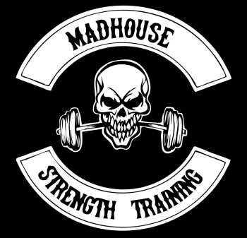 madhousestrengthtraining's Artist Shop Logo