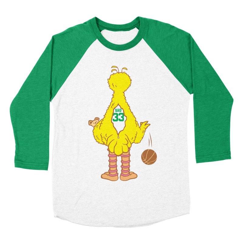 Larry Women's Baseball Triblend Longsleeve T-Shirt by madhousetees's Artist Shop