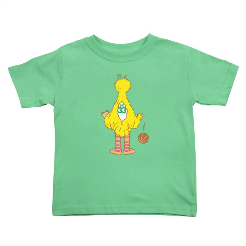 Larry Kids Toddler T-Shirt by madhousetees's Artist Shop