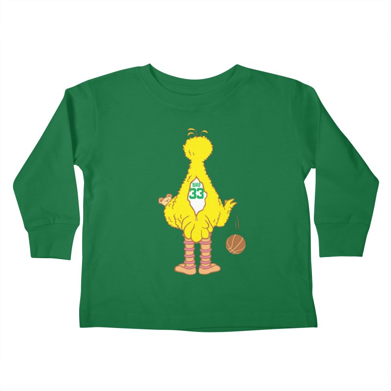 Larry Kids Toddler Longsleeve T-Shirt by madhousetees's Artist Shop