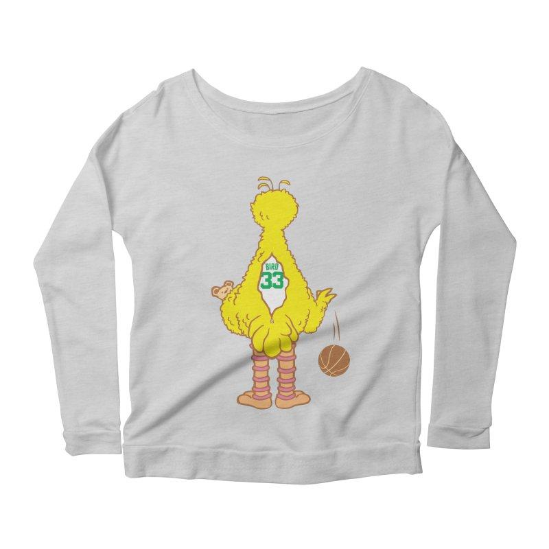 Larry Women's Scoop Neck Longsleeve T-Shirt by madhousetees's Artist Shop