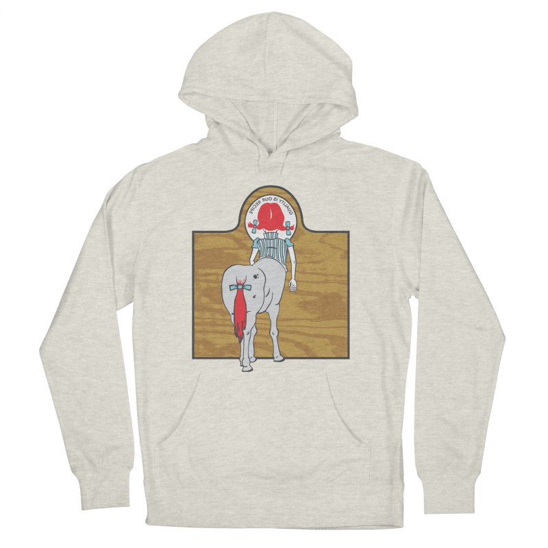Wendy Men's French Terry Pullover Hoody by madhousetees's Artist Shop