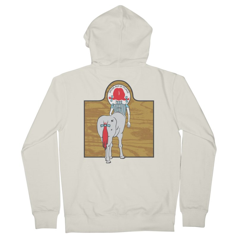 Wendy Women's Zip-Up Hoody by madhousetees's Artist Shop