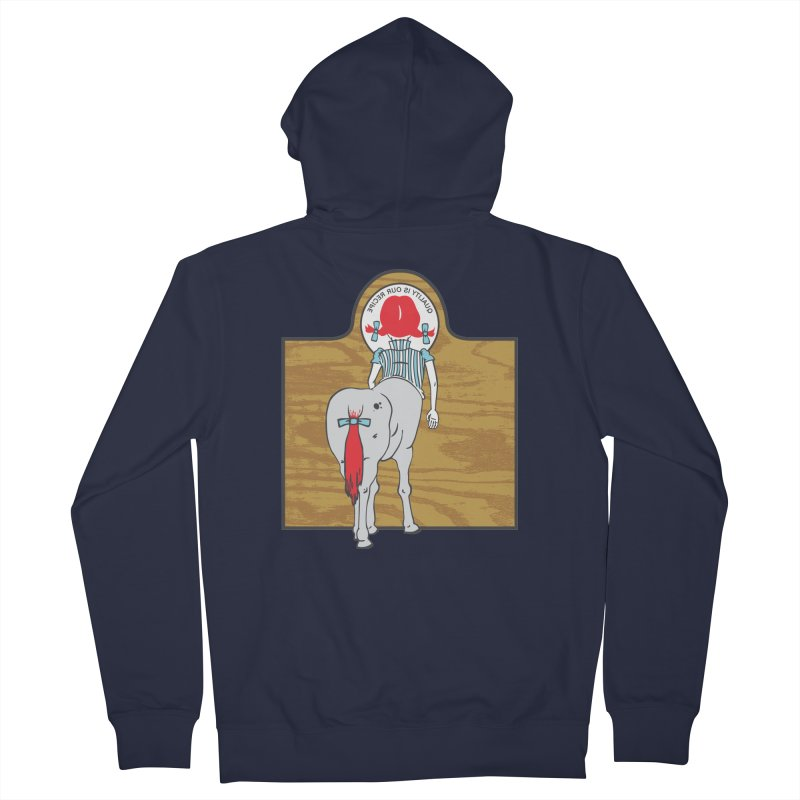 Wendy Men's Zip-Up Hoody by madhousetees's Artist Shop