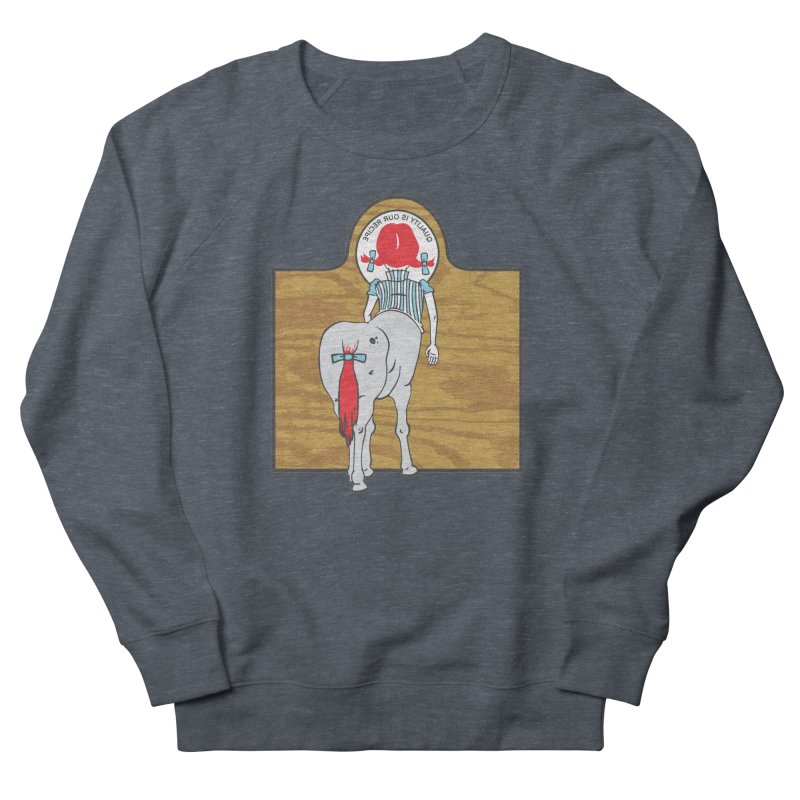 Wendy Men's French Terry Sweatshirt by madhousetees's Artist Shop