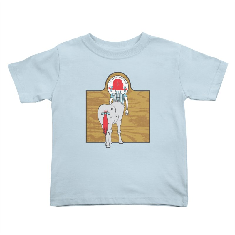 Wendy Kids Toddler T-Shirt by madhousetees's Artist Shop