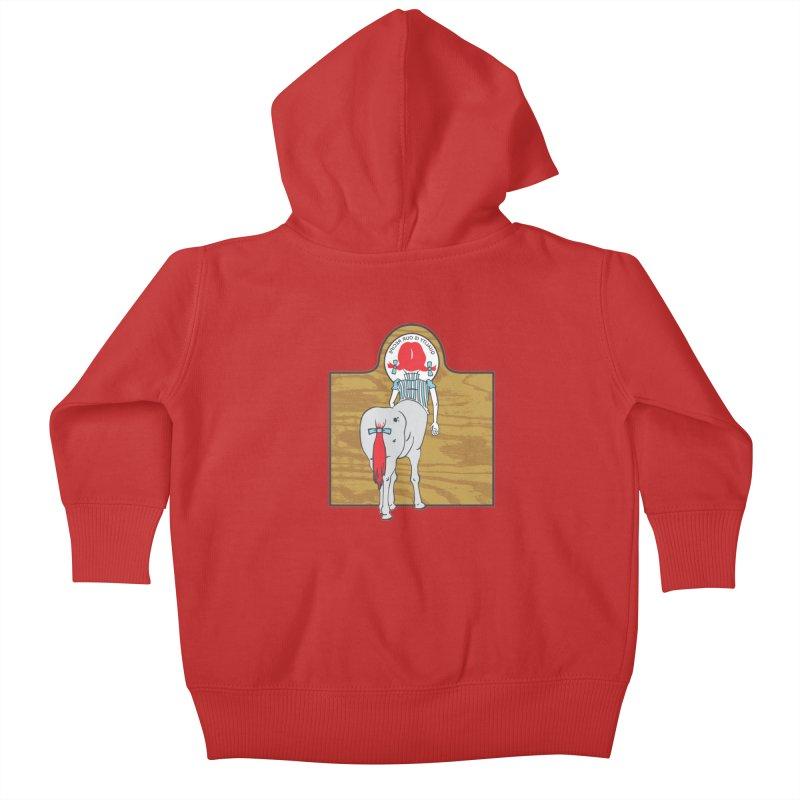 Wendy Kids Baby Zip-Up Hoody by madhousetees's Artist Shop