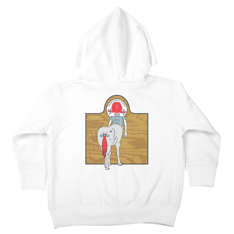 Wendy Kids Toddler Zip-Up Hoody by madhousetees's Artist Shop