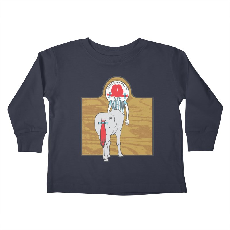 Wendy Kids Toddler Longsleeve T-Shirt by madhousetees's Artist Shop