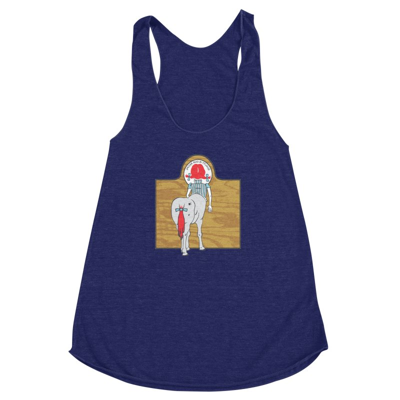 Wendy Women's Racerback Triblend Tank by madhousetees's Artist Shop
