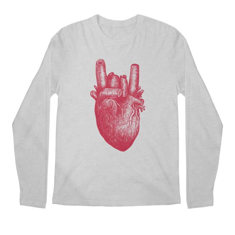 Party heart Men's Longsleeve T-Shirt by MadKobra