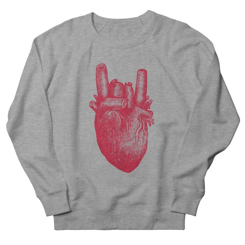Party heart Women's French Terry Sweatshirt by MadKobra