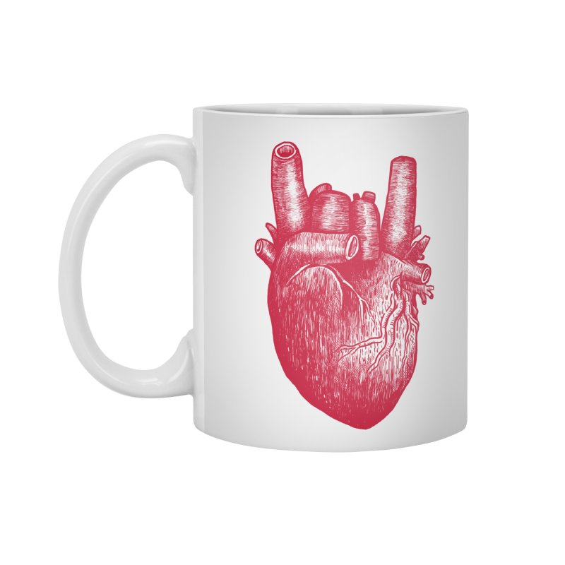 Party heart Accessories Standard Mug by MadKobra
