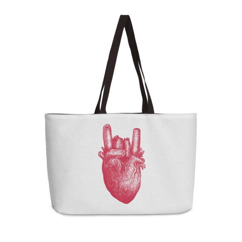 Party heart Accessories Weekender Bag Bag by MadKobra