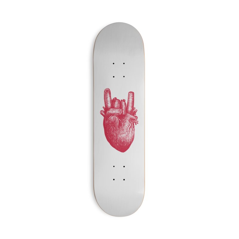 Party heart Accessories Deck Only Skateboard by MadKobra