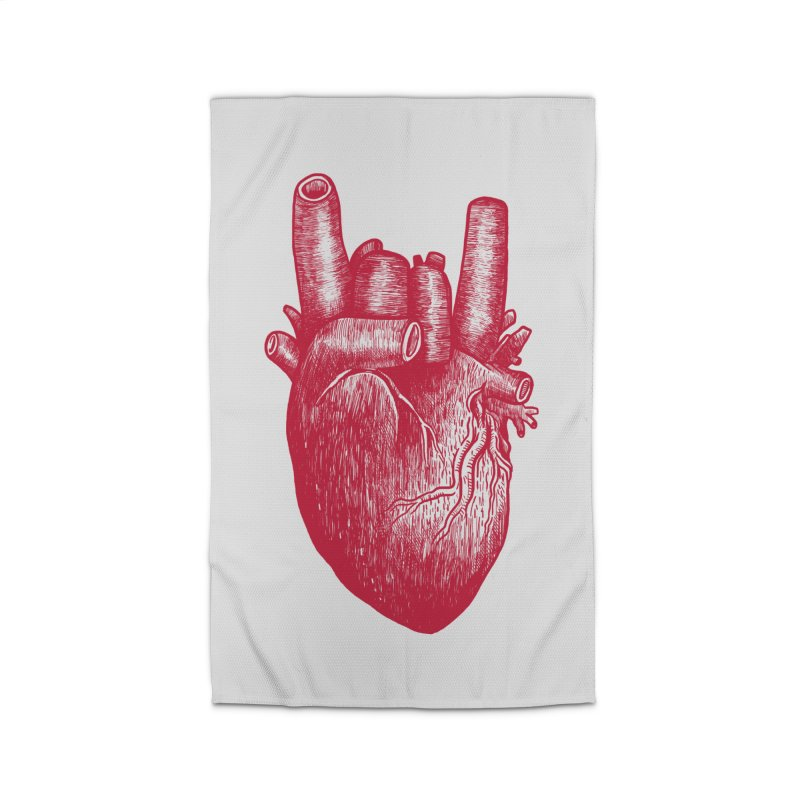 Party heart Home Rug by MadKobra