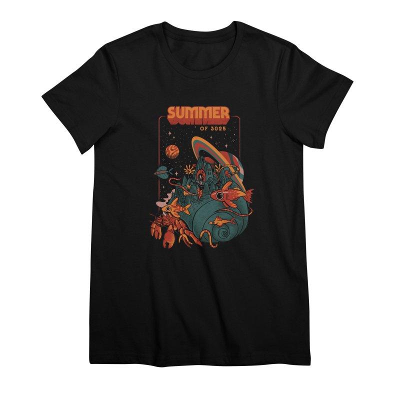 Summer Magic of 3025 Women's Premium T-Shirt by MadKobra