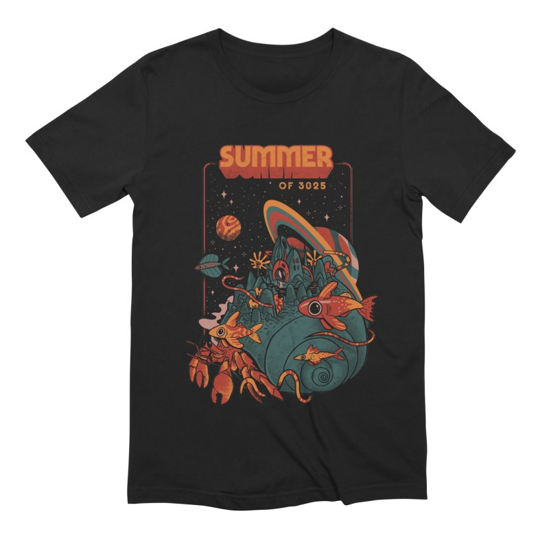 Summer Magic of 3025 Men's Extra Soft T-Shirt by MadKobra