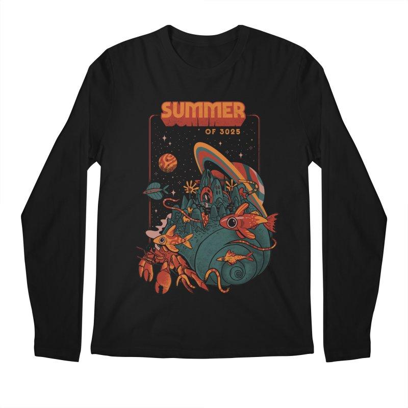 Summer Magic of 3025 Men's Longsleeve T-Shirt by MadKobra